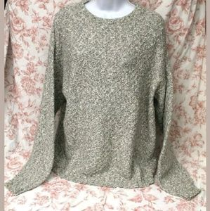 Men's Medium Grey Knit Britches Sweater